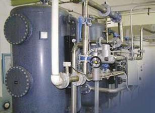 Desinfection equipment for water treatment system in Russia